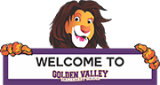 Golden Valley Elementary School Logo
